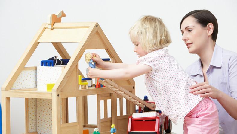 Jakie zabawki są najlepsze dla malucha?