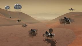 Nowe misje NASA: sprowadzenie na Ziemię fragmentu komety i lądowanie na Tytanie
