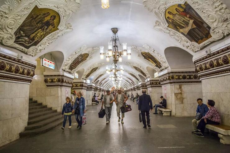 metro u moskvi