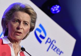 KE zaakceptowała nowy kontrakt na szczepionki z firmami Pfizer i BioNTech