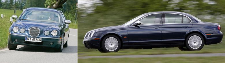 Sedan Jaguara ma 4,9 m długości.