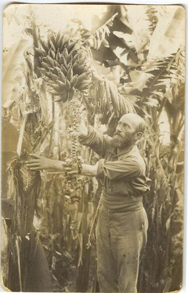 Kazimierz Nowak. Afryka 1931 – 1936