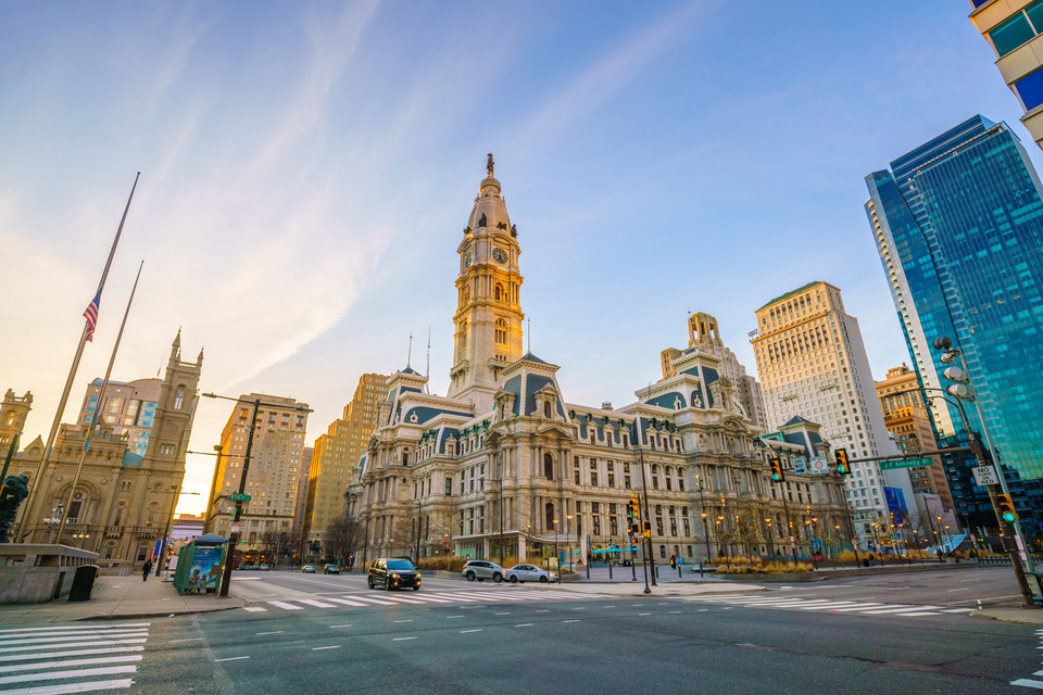 City Hall Filadelfia