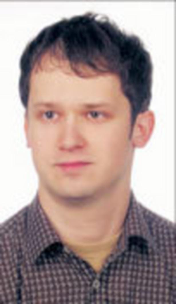 Marcin Biernacki, prezes zarządu firmy Biernacki w Krakowie