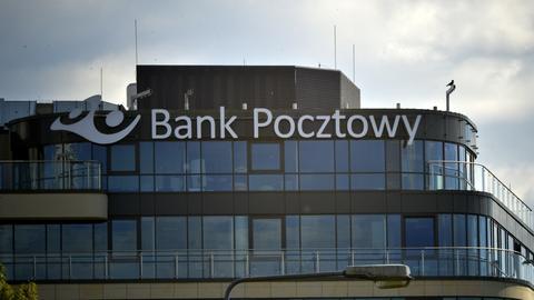 Bank Pocztowy ma aspiracje stac się liderem bankowości detalicznej w Polsce regionalnej