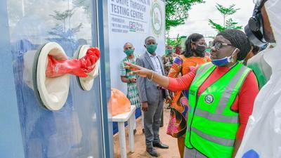 COVID-19: Nigeria records 626 new cases, 14 deaths