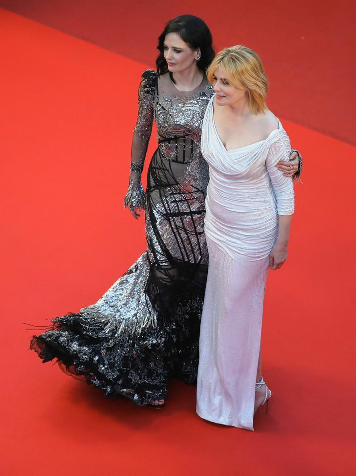 Eva Green i Emmanuelle Seigner