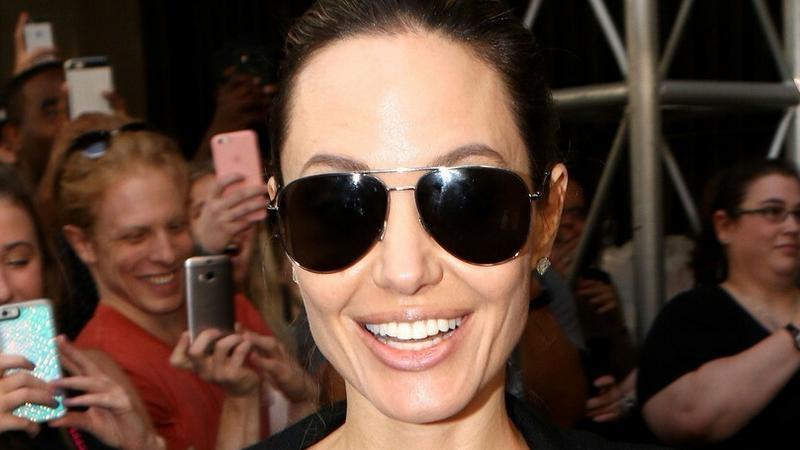 Angelina Jolie znowu schudła?