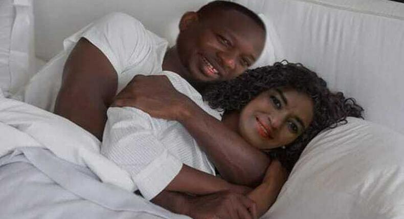 Photoshopped Image of Esther Passaris and Mike Sonko