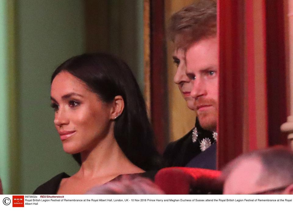 Książęta Sussex - Meghan i Harry