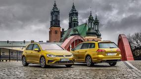 Volkswagen Golf z silnikiem 1.5 TSI o mocy 130 KM