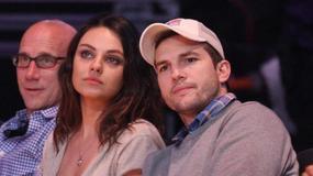 Mila Kunis i Ashton Kutcher są już po ślubie?