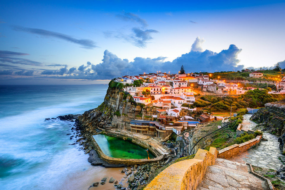 Azenhas do Mar, Portugalia