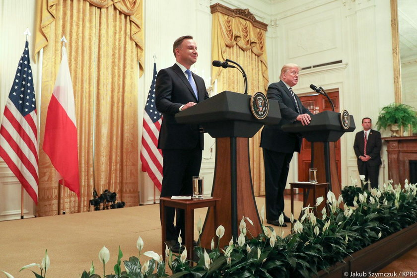 Oświadczenie Białego Domu dot. prezydenta Andrzeja Dudy
