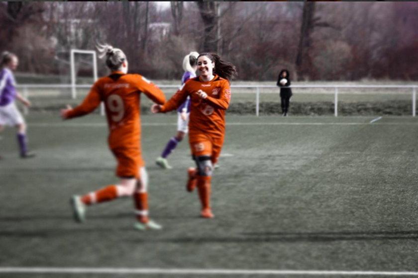 Niesamowita metamorfoza szwedzkiej piłkarki