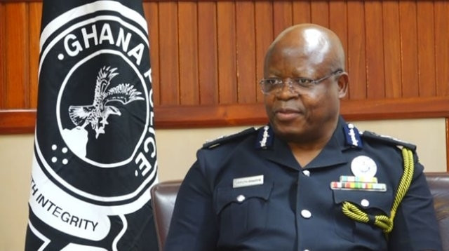 IGP James Oppong-Boanuh