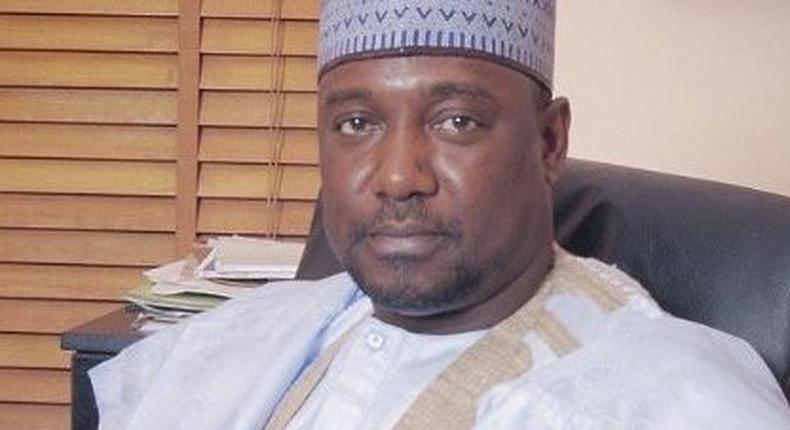 Niger State Governor, Alhaji Abubakar Sani Bello.