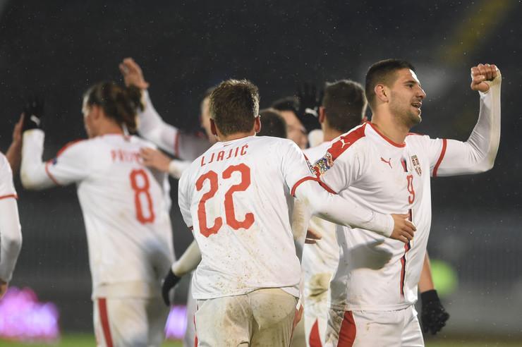 Fudbalska reprezentacija Srbije, Fudbalska reprezentacija Litvanije