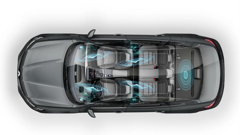Renault_Talisman z systemem Bose