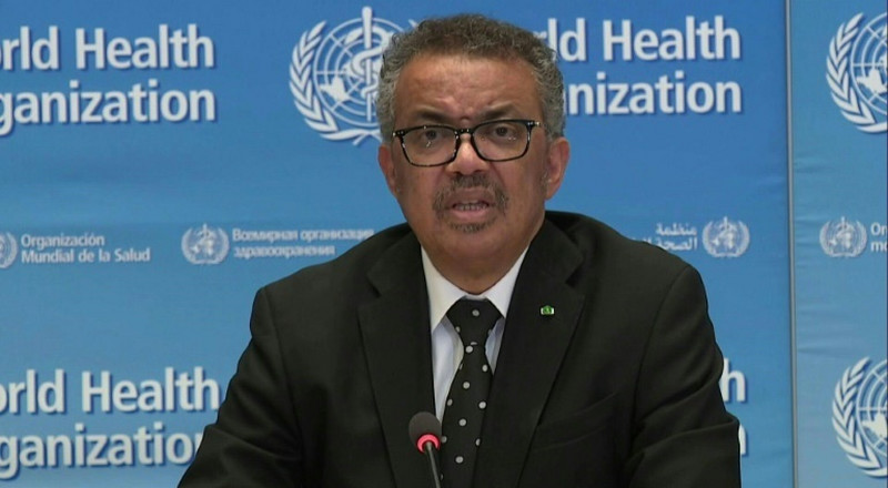 Coronavirus: WHO says Africa now has 5,013 confirmed cases, 157 deaths