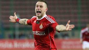 Puchar Polski: wygrana i awans Wisły Kraków
