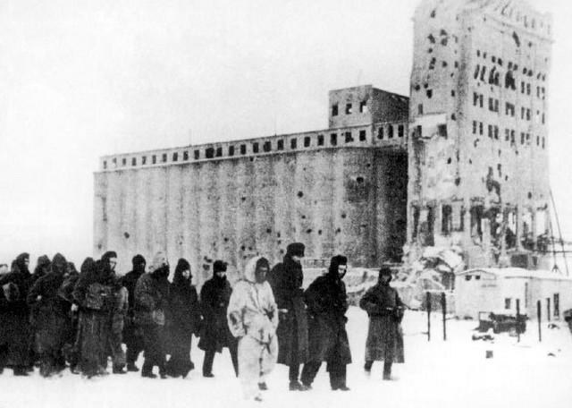 Nemački vojnici kao ratni zarobljenici