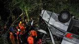 Tragiczny wypadek autobusu z pielgrzymami. Nie żyje 27 osób, wielu rannych