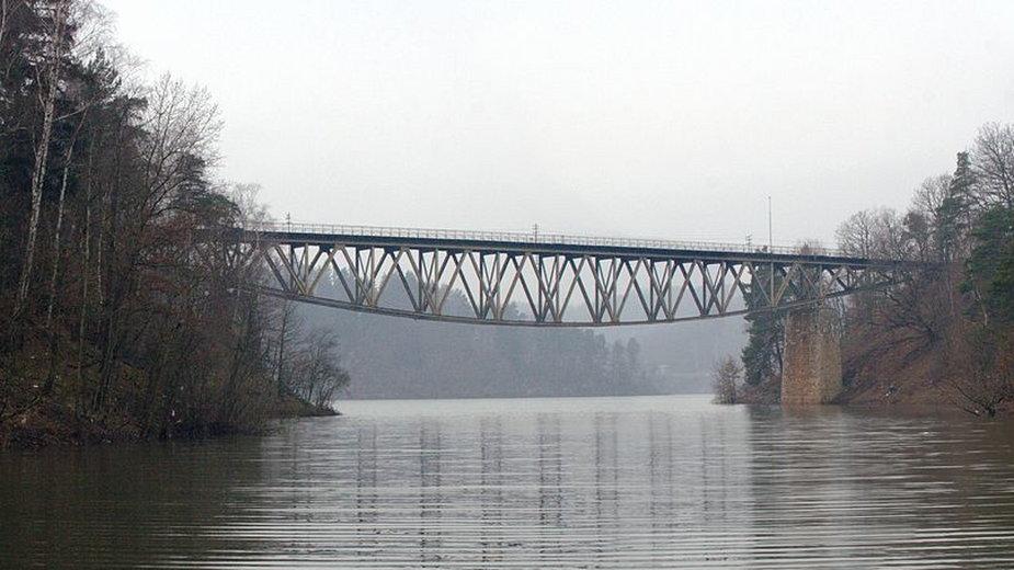 Most nad Jeziorem Pilchowickim zostanie wysadzony w powietrze?