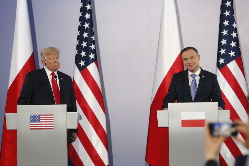 Andrzej Duda poleci do Białego Domu?