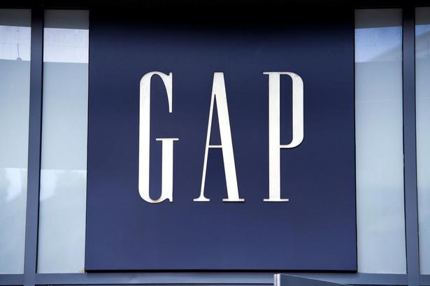 Amerykańska sieć handlowa GAP oferująca ubrania i akcesoria, która zadomowiła się w galerii handlowej Arkadia w Warszawie.