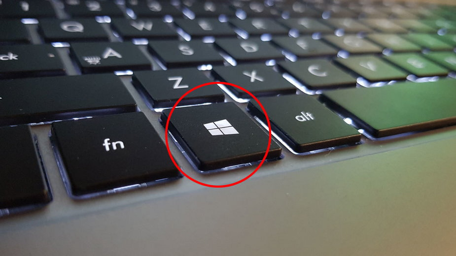 "Klawisz ""Windows"""