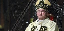 Ukarany przez Watykan abp. Sławoj Leszek Głódź objął nowy urząd