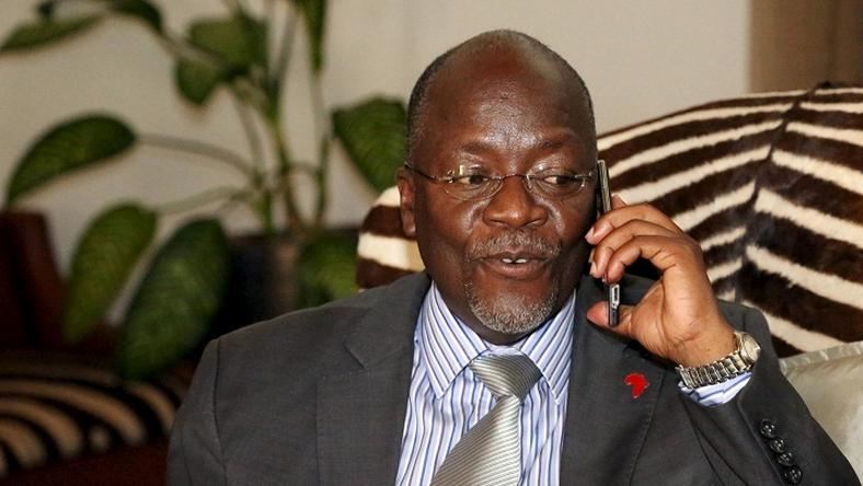 Tanzanian President John Magufuli likes to snoop and eavesdrop on his ministers' conversations.