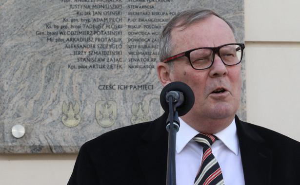 """W środę """"Super Express"""" napisał, że Wacław Berczyński - były szef podkomisji badającej katastrofę smoleńską - 6 sierpnia 2004 r. trafił do aresztu w Filadelfii i wyszedł następnego dnia po wpłaceniu kaucji"""