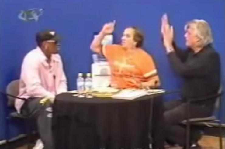 Denis Rodman prilikom gostovanja u kultnoj emisiji