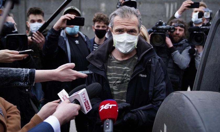 Ważą się losy Sławomira Nowaka. Sąd podejmie decyzję.