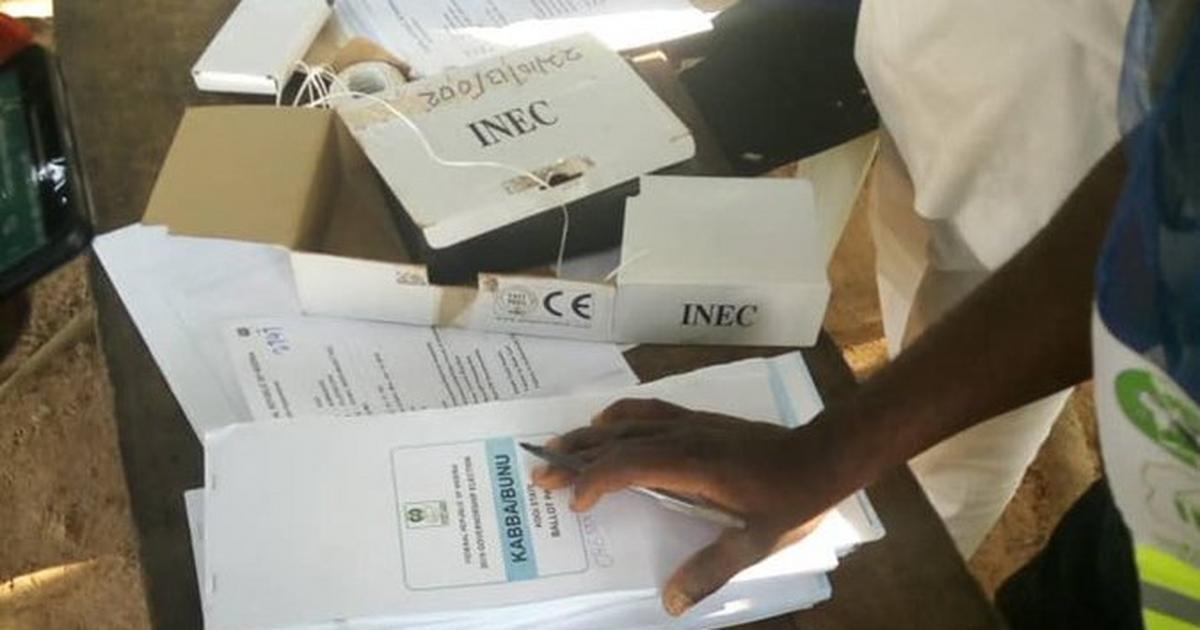 Kogi Election: Accreditation commences at Ward A Lokoja peacefully - Pulse Nigeria