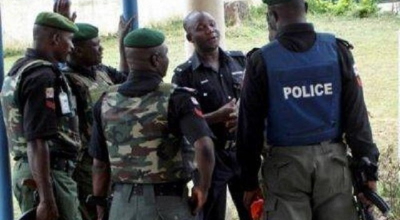 Police arrest soldiers, civilian for kidnapping, robbery