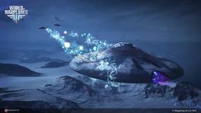 World of Warplanes - UFO strzelające śnieżkami