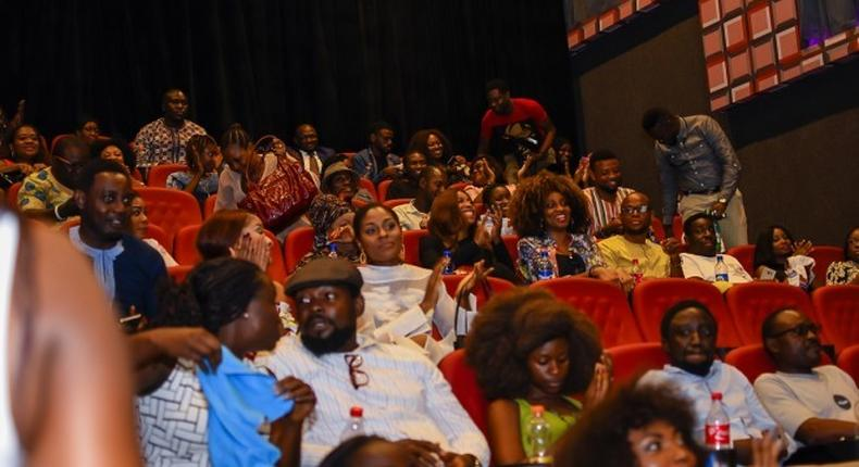 Nigerians spent over N600 million on movies in December, here's much went to Nollywood