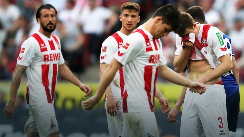 Piłkarze FC Koeln