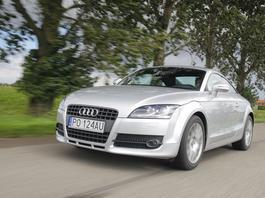 Audi TT II – kontrola plus zaufanie!