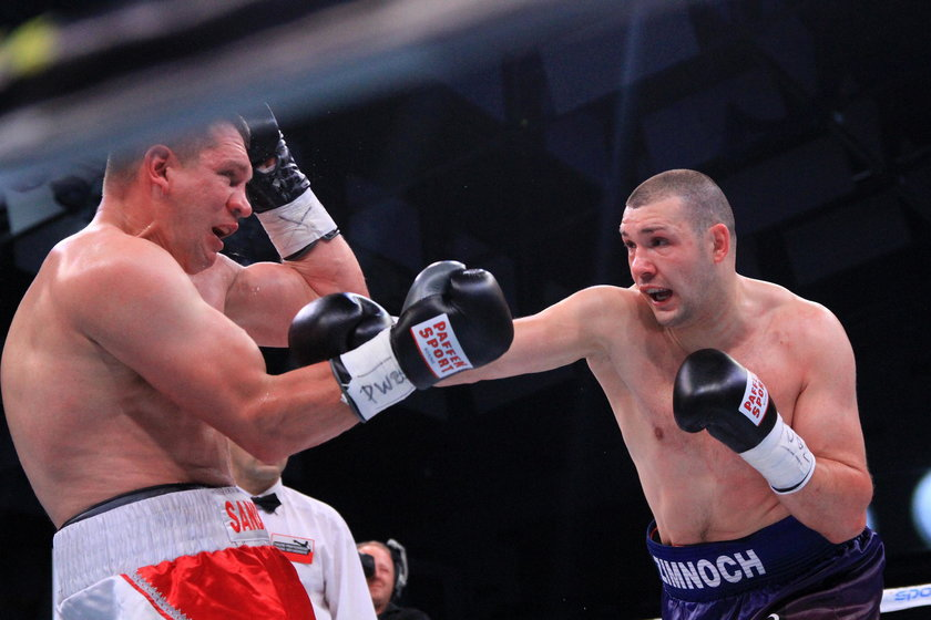 Dramat boksera. Tomasz Zimnoch nie miał pieniędzy na jedzenie