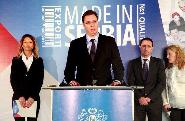 Vučić:Unutrašnje reforme i regionalna saradnja ključni okvir za napredak naše zemlje