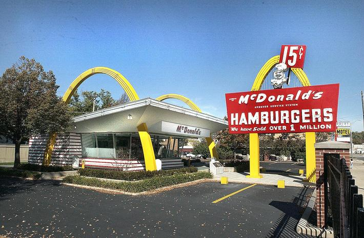 McDonalds: 60 years, billions served