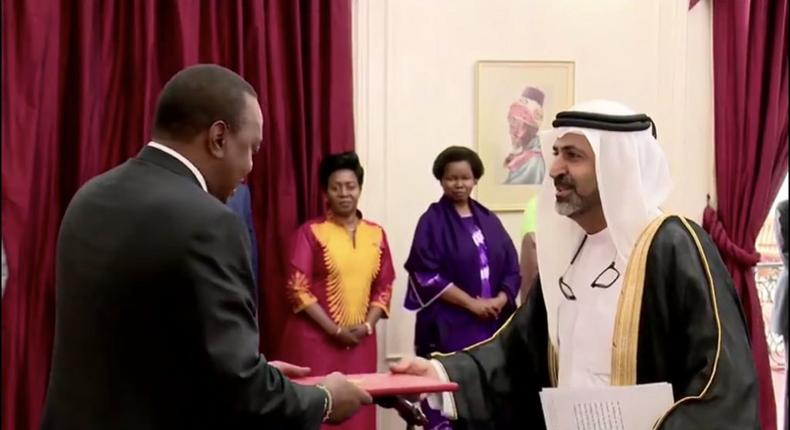 UAE Ambassador Khalid Al Mualla reveals the way forward for Kenya, Dubai after gold scandal