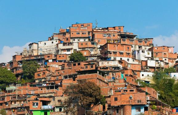Ubedljivo prvo mesto na neslavnoj listi drži Venecuela