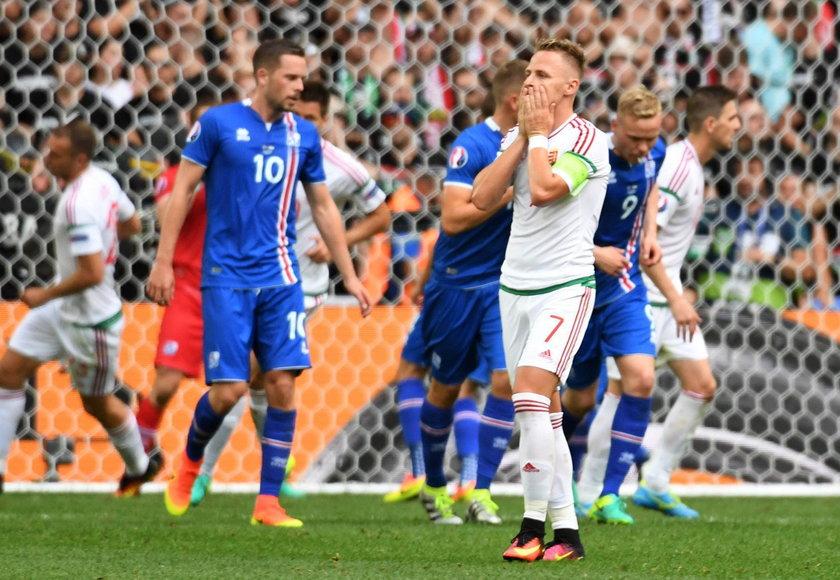 Niska średnia bramek podczas Euro 2016