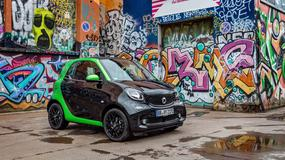Nowy Smart For Two EV - ładuje się dwa razy szybciej!