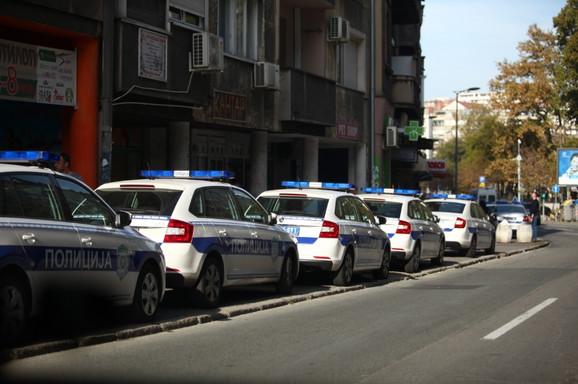 Policijska vozila